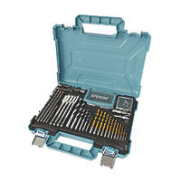 Erbauer Combination Screwdriver & Drill Bit Set 79 Piece Set