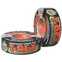 T-Rex Ferociously Strong Cloth Tape Graphite Grey 48mm x 11m
