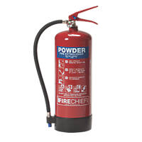 Firechief Dry Powder Fire Extinguisher 6kg