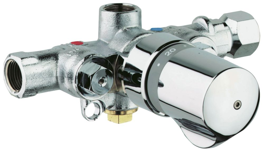 Grohe Automatic 2000 Special In-Line Thermostat