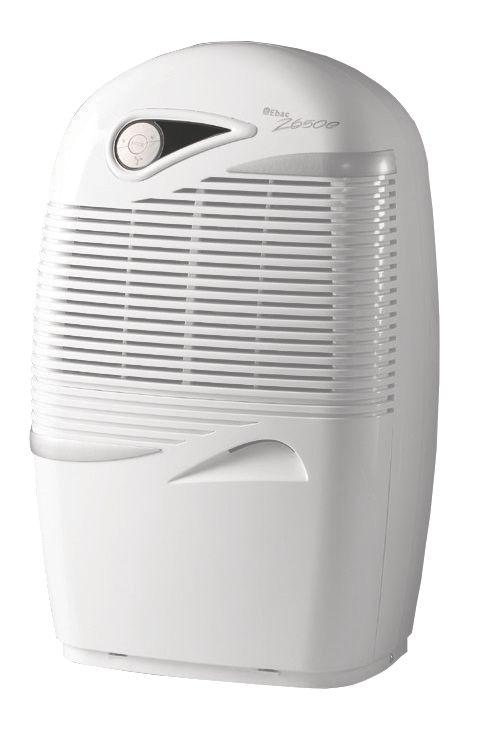Ebac 2000 Series (2650E) 18Ltr Dehumidifier Unit