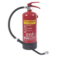 Firechief Wet Chemical Fire Extinguisher 3Ltr