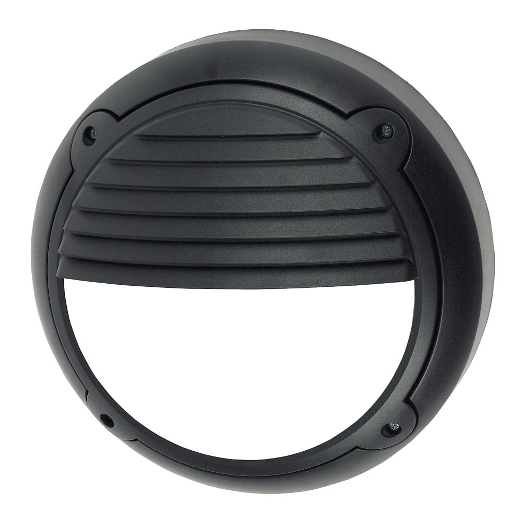 ASD Low Energy Circular Bulkhead Black 16W