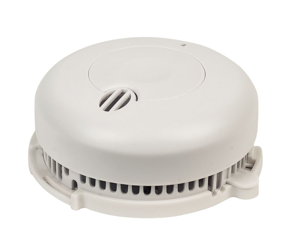 Battery Photoelectric Smoke Alarm