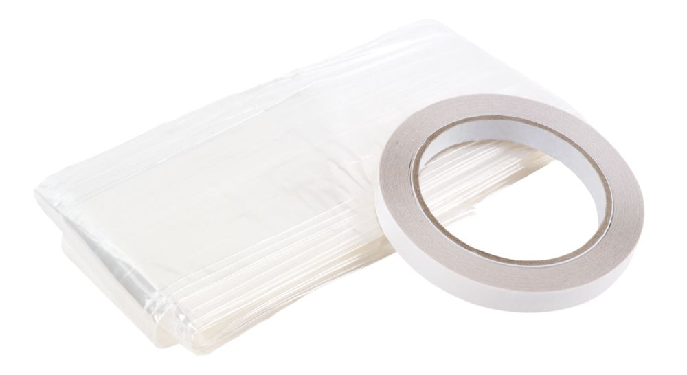 StormGuard Glazing Film & Tape Kit