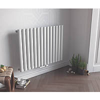 Ximax Fortuna Horizontal Designer Radiator White 600 x 826mm