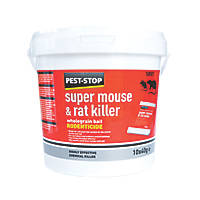 Pest-Stop Super Mouse & Rat Killer 10 x 40g 10 Pack
