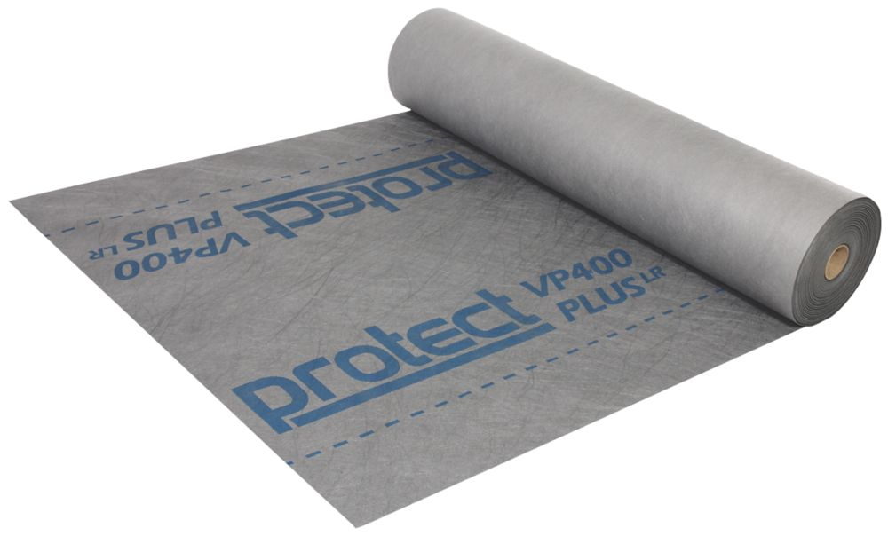 Protect VP400 Breathable Roofing Underlay 1.5 x 50m