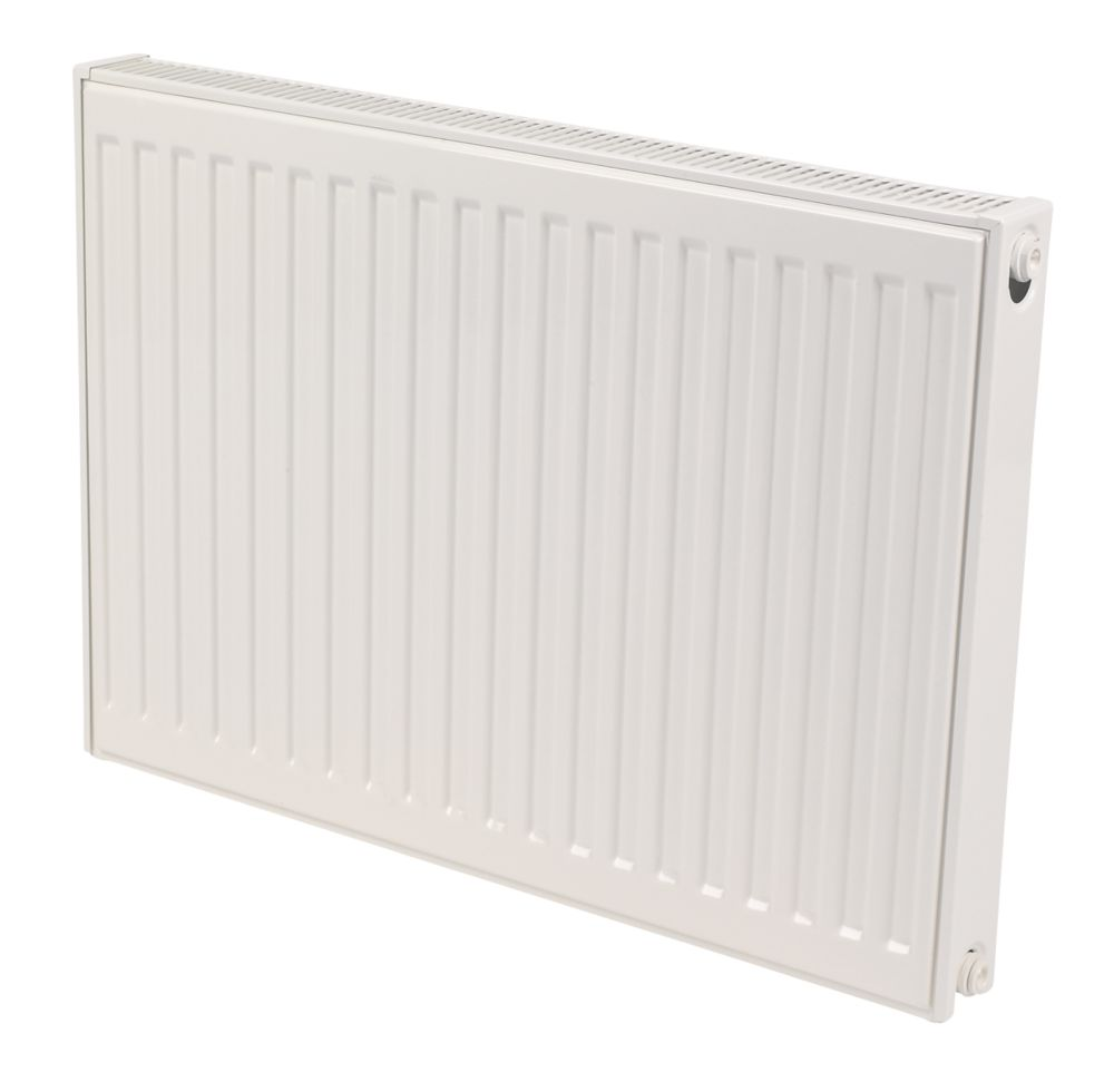 Kudox Premium Type 21 Double Panel Plus Convector Radiator White 600x800mm