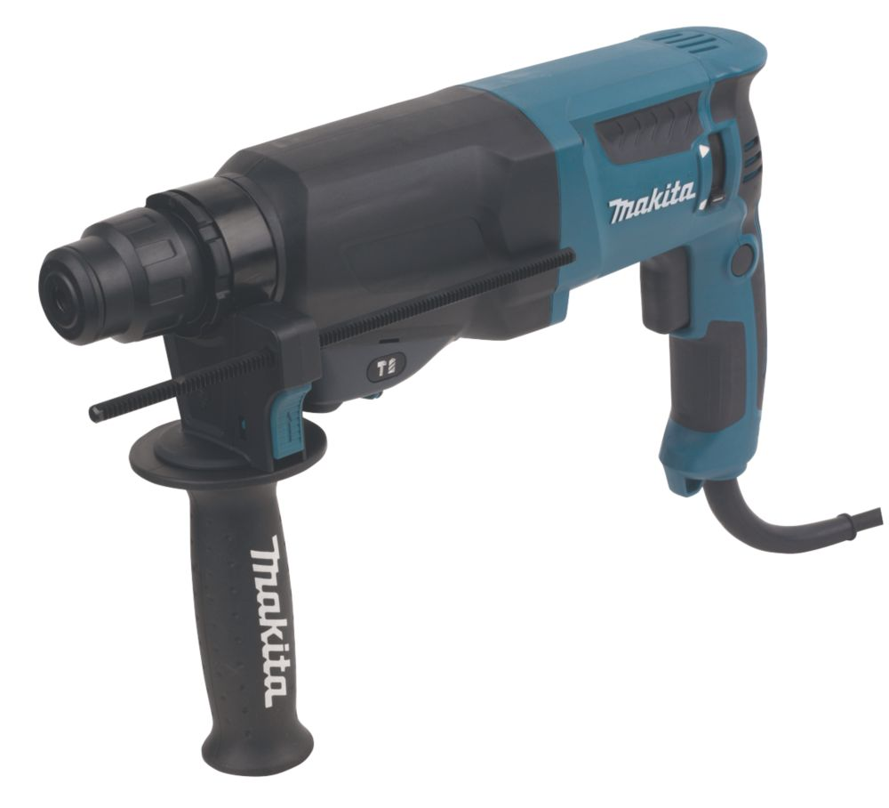 Makita HR2610/1 2kg SDS Plus Drill 110V