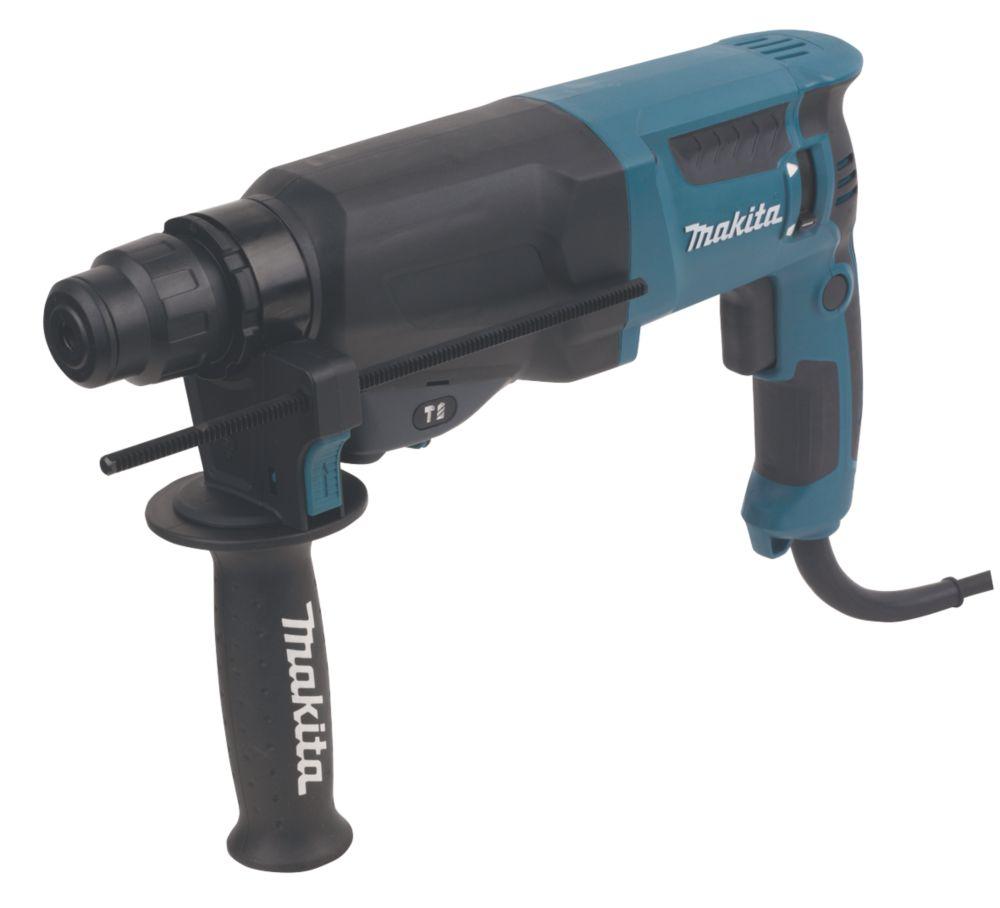 Makita HR2610/1 2kg SDS Plus Drill 110V