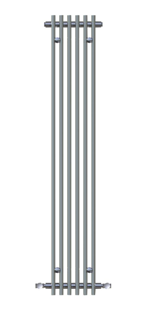 Kudox Fiametta Designer Towel Radiator Chrome 1500 x 300mm 254W 867Btu