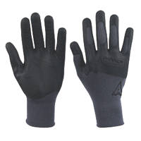 Ansell Activarmr MadGrip 97-310R Gloves Grey Large