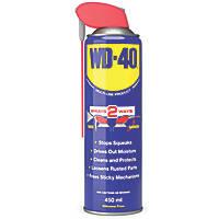 WD-40 Smart Straw Aerosol Lubricant 450ml