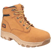 Timberland Pro Workstead Safety Boots Wheat Size 11