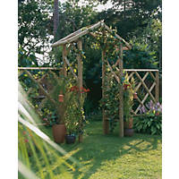 Forest Rose Arch  1.7 x 0.8 x 2.8m