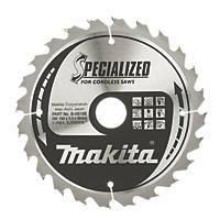 Makita TCT Circular Saw Blade 190 x 30mm 24T