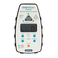 Kewtech KTD40 Digital Loop / PSC Tester