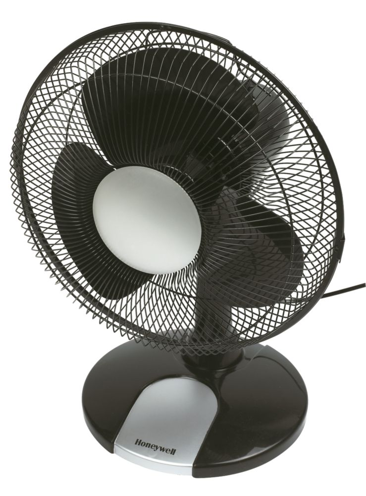 "Honeywell 9"" Fan Black"