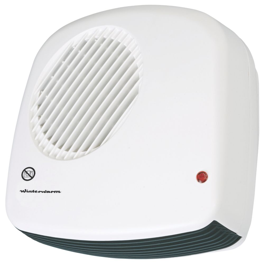 Winterwarm Wall Hung Downflow Fan Heater 2kW