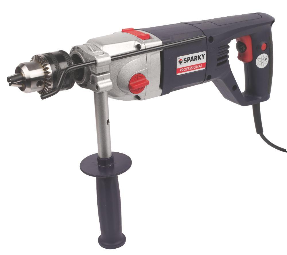 Sparky BBK 1100E 1100W Core Drill & Accessories 240V