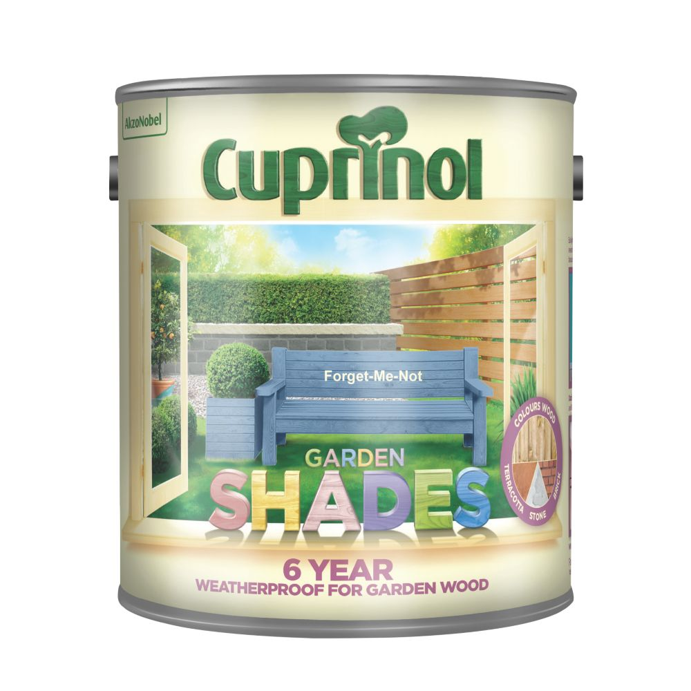 Cuprinol Garden Shades Forget-Me-Not 2.5Ltr