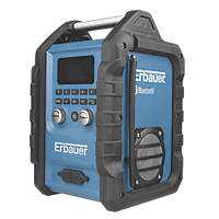 Erbauer ERB661RDI AM / FM Bluetooth Site Radio 230-240V