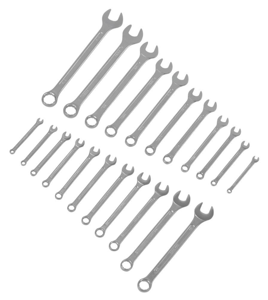 Combination Spanner Set 22Pcs