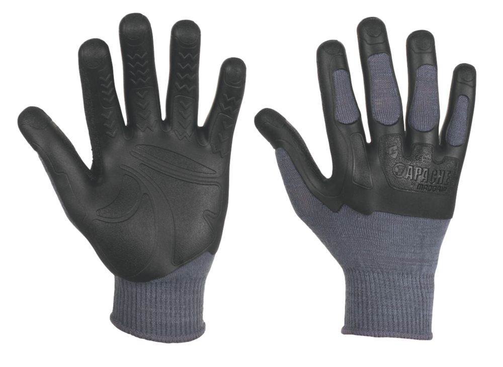 Apache Madgrip Specialist Handling Tradesman Gloves Large