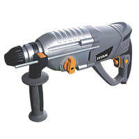 Titan TTB277SDS  Corded  SDS Plus Drill 230V