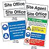 Site Safety Signs Pack
