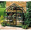 "DIY Doctor: Screwfix: Buy tools: Halls Supreme Wall Garden Greenhouse Green 6' 3"" x 2' 4"" x 6' 10"