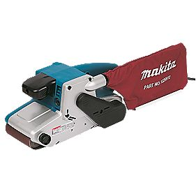 "DIY Doctor: Screwfix: Buy tools: Makita 9404/2 4"" Belt Sander 240V"