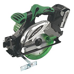 Hitachi C18DSL/JJV 165mm 5Ah Li-Ion Circular Saw 18V