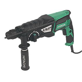 Hitachi DH28PX/J1 2kg SDS Plus Hammer Drill 230V
