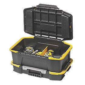 Stanley 'Click & Connect' Tool Box & Organiser 19""
