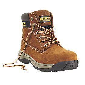 DeWalt Apprentice Safety Boots Sundance Size 12