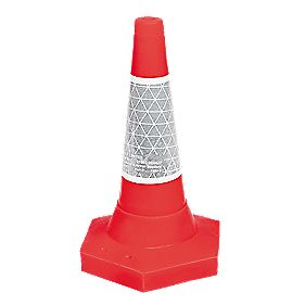 "Traffic Cones 18"" Pack of 5"