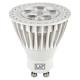 LAP LED Mini Globe Lamp GU10 250Lm 4W