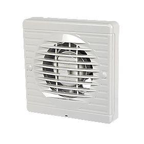 Manrose XF100S 20W Axial Bathroom Fan