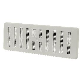 Manrose Adjustable Vent White 229mm x 76mm