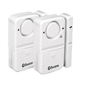 Swann Magnetic Window/Door Alarm Twin Pack