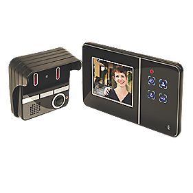 Swann SWHOM-DP860C Door Video Intercom with Colour LCD