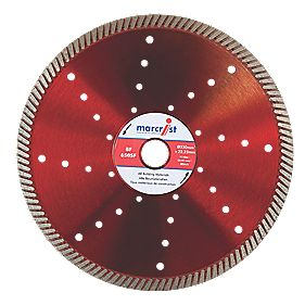 Marcrist BF650SF Turbo Diamond Blade 230 x 22.2mm