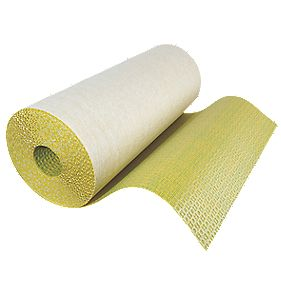 Homelux Waterproof Base Matting 5m Yellow