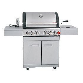 Swiss Grill Icon -Burner Gas Barbecue
