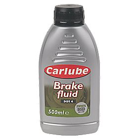 Carlube DOT 4 Brake Fluid 500ml