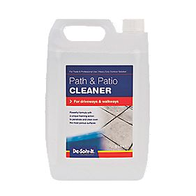 De.Solv.It Path / Patio Cleaner 5Ltr