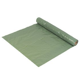 Vapour Barrier Green 300ga 2.5 x 20m