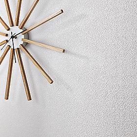 Super Fresco Professional Cowley Wallpaper White gsm 520mm x 10m